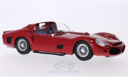 Ferrari 330 P 1/18 CMF TRI/LM rouge RHD 1962 Plain Body Version miniature