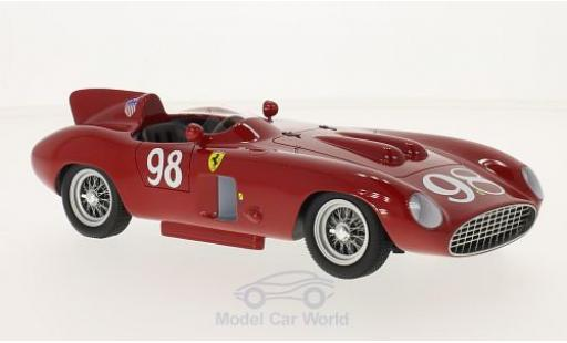 Ferrari 857 1/18 CMF S rot No.98 Andy Warhol 1955 ohne Vitrine modellautos
