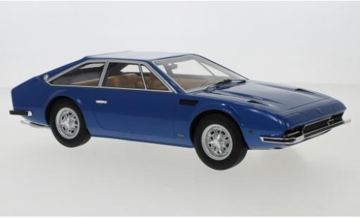 Lamborghini Jarama 1/18 CMF 400 GT metallise bleue 1970 miniature