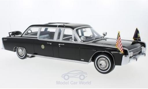Lincoln Continental 1/18 CMF X-100 noire Quick Fix 1964 miniature