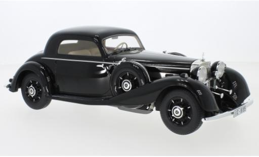 Mercedes 540 1/18 CMF K Coupe black 1936 diecast