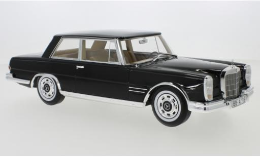 Mercedes 600 1/18 CMF (W100) Nallinger-Coupe black 1965 diecast model cars