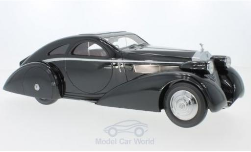 Rolls Royce Phantom 1/18 CMF I Jonckheere Coupe noire 1935 miniature