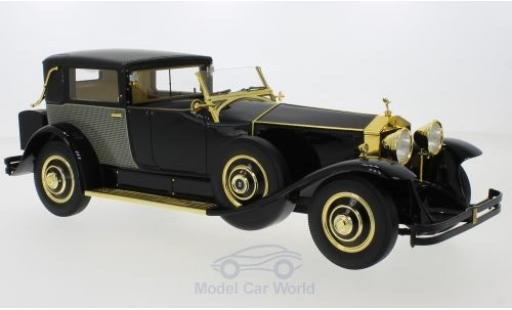 Rolls Royce Phantom 1/18 CMF I Riviera Town Brougham by Brewster & Co. noire 1929 miniature
