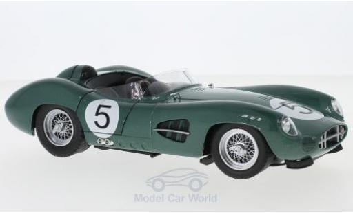 Aston Martin DBR1 1/18 CMR DBR 1 RHD No.5 24h Le Mans 1959 C.Shelby/R.Salvadori miniature