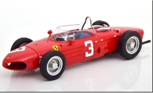 Ferrari 156 1/18 CMR Sharknose No.3 Formel 1 GP Nürburgring 1961 W.von Trips miniature