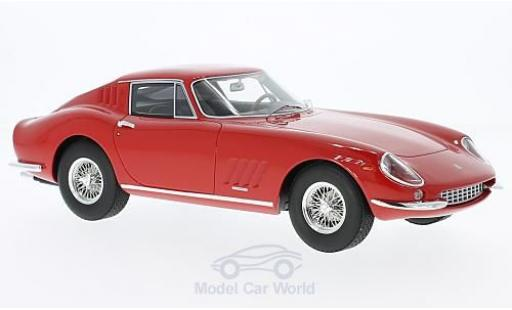 Ferrari 275 1/18 CMR GTB red diecast model cars