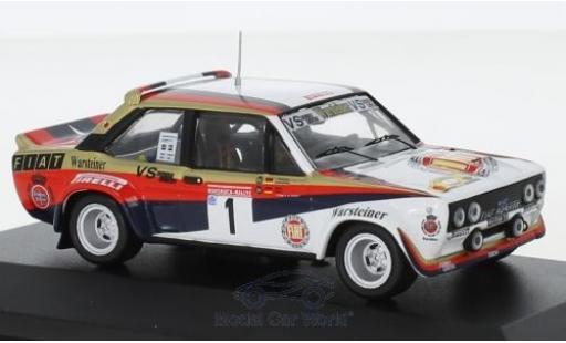 Fiat 131 1/43 CMR Abarth No.1 Warsteiner Rallye DM Hunsrück Rallye 1980 W.Röhrl/C.Geistdörfer miniature