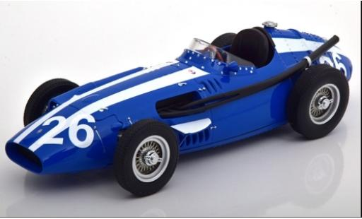 Maserati 250 1/18 CMR F No.26 Formel 1 GP Italien 1957 M.Gregory diecast model cars