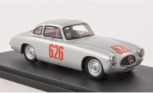 Mercedes 300 SL 1/43 Contact No.626 Mille Miglia 1952 coche miniatura