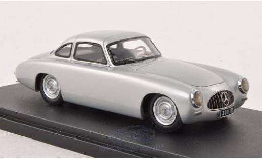 Mercedes 300 SL 1/43 Contact Präsentation grise 1952 miniature