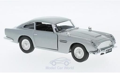 Aston Martin DB5 1/36 Corgi grise RHD James Bond Goldeneye miniature