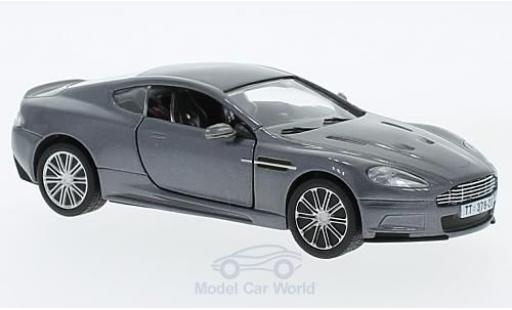 Aston Martin DBS 1/36 Corgi metallise grise RHD James Bond Casino Royal miniature