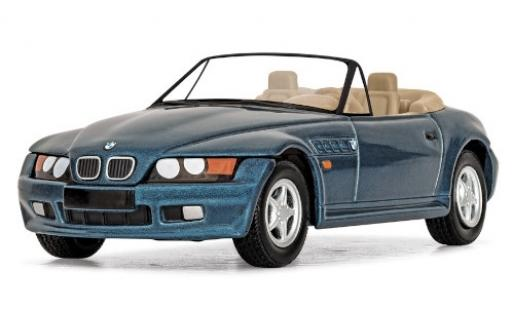 Bmw Z3 1/36 Corgi (E36/7) metallise blau James Bond 007 Goldeneye modellautos