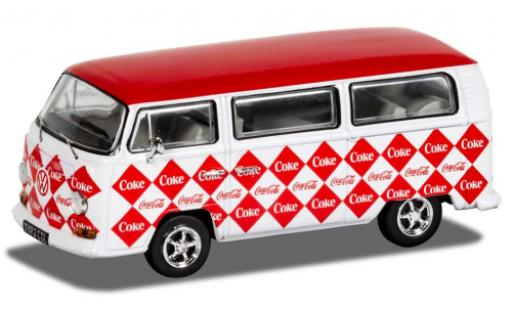 Volkswagen T2 1/43 Corgi Camper Coca-Cola Diamond coche miniatura