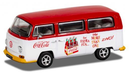 Volkswagen T2 1/43 Corgi Camper Coca-Cola Zing coche miniatura