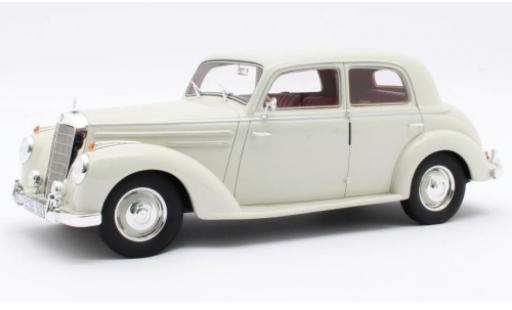 Mercedes 220 1/18 Cult Scale Models (W187) beige 1953 miniature