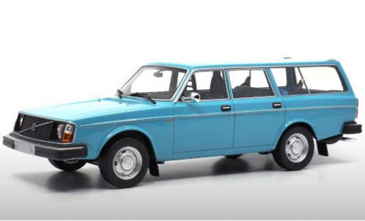 Volvo 245 1/18 DNA Collectibles DL bleue 1975 miniature