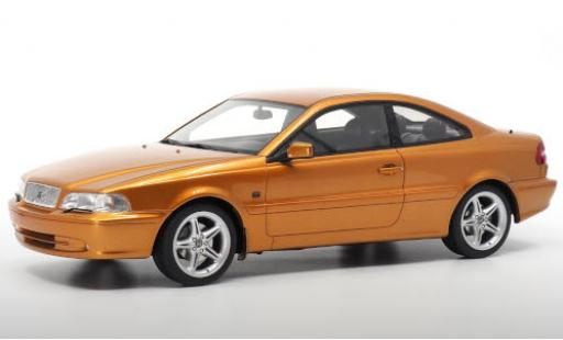 Volvo C70 1/18 DNA Collectibles Coupe (Typ N) metallise orange 1998 miniature