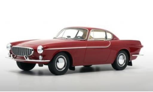 Volvo P1800 1/18 DNA Collectibles Jensen rouge 1961 miniature