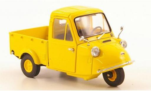 Daihatsu Tri-Mobile 1/43 Ebbro gelb 1959 modellautos
