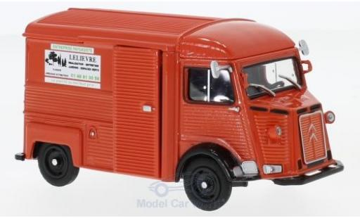 Citroen Type H 1/43 Eligor Lelievre Paysagiste (F) diecast model cars
