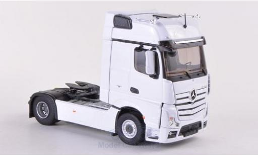 Mercedes Actros 1/43 Eligor 2 1845 Gigaspace white diecast model cars