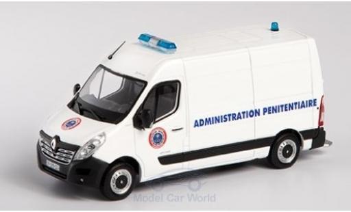 Renault Master 1/43 Eligor Administration Penitentiaire miniature