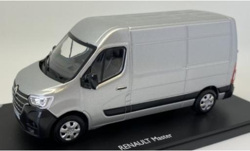 Renault Master 1/43 Eligor Phase 2 metallise grey 2019 fourgon diecast model cars