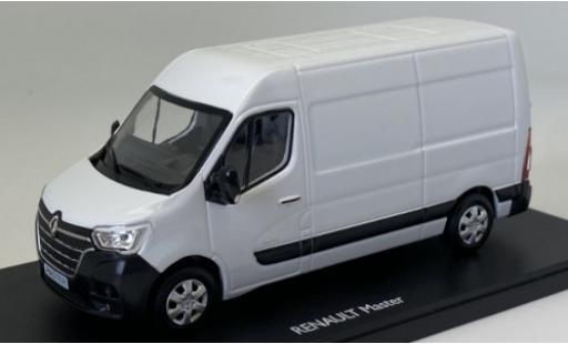 Renault Master 1/43 Eligor Phase 2 white 2019 fourgon diecast model cars