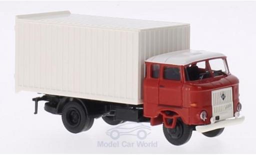 IFA W50L 1/87 Espewe MK Zirkus Berolina Möbelkoffer miniature