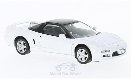 Honda NSX 1/43 First 43 Models blanche/noire RHD 1990 miniature