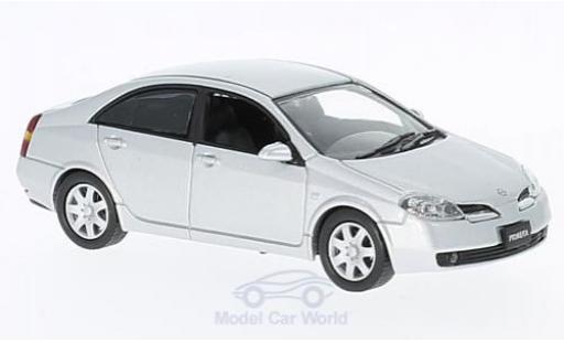 Nissan Primera 1/43 First 43 Models grise RHD 2001 miniature