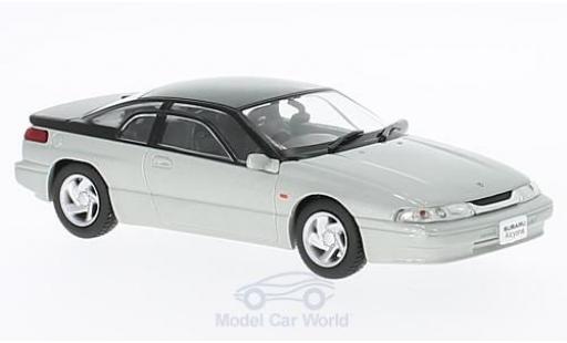 Subaru Alcyone 1/43 First 43 Models Svx grise/noire RHD 1991 miniature