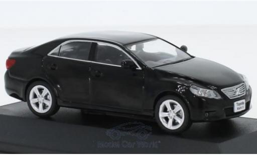 Toyota Mark 1/43 First 43 Models -X noire RHD 2012 miniature