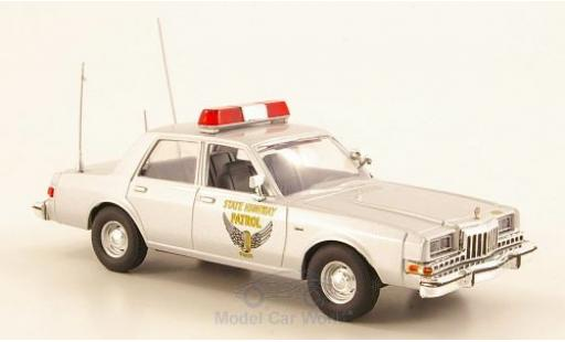 Dodge Diplomat 1/43 First Response Ohio State Highway Patro 1985 miniature