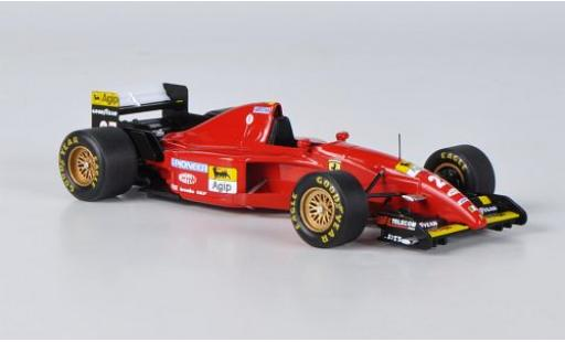 Ferrari 412 1/43 Fujimi T2 No.27 GP Canada 1995 J.Alesi miniature