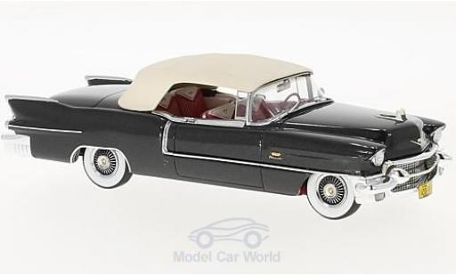 Cadillac Eldorado 1/43 GLM Biarritz noire/blanche 1956 miniature