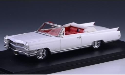 Cadillac Eldorado 1/43 GLM Convertible blanche 1964 miniature