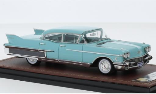 Cadillac Fleetwood 1/43 GLM 60 Special turquoise 1958 miniature