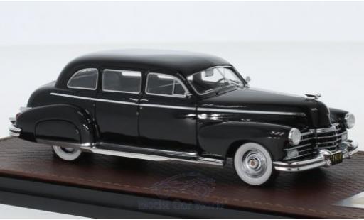Cadillac Series 75 1/43 GLM Fleetwood Limousine noire 1947 miniature