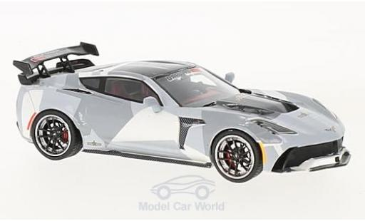 Chevrolet Corvette C7 1/43 GLM Widebody DarwinPRO BlackSails 2016 camouflage diecast model cars