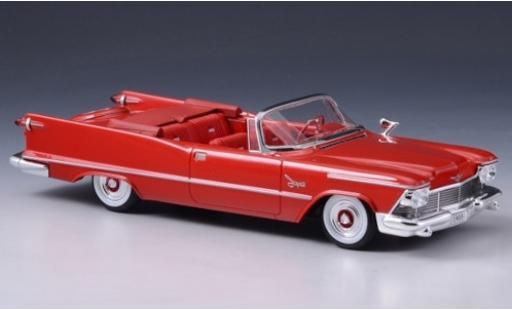 Chrysler Imperial 1/43 GLM Crown Convertible rouge 1958 miniature