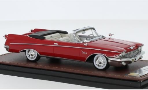 Imperial Crown 1/43 GLM Convertible rouge 1960 miniature