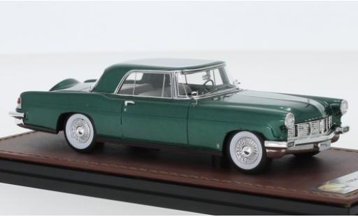 Lincoln Continental 1/43 GLM Mark II Hardtop metallise verte 1956 miniature