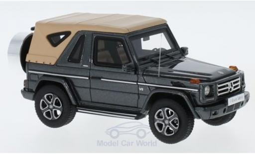 Mercedes Classe G 1/43 GLM G500 Cabriolet 2013 Closed miniature