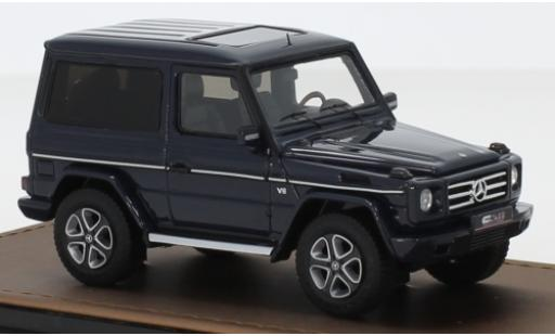 Mercedes Classe G 1/43 GLM G500 (W461) BA3 Final Edition bleue 2012 miniature