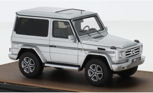 Mercedes Classe G 1/43 GLM G500 (W461) BA3 Final Edition grise 2012 miniature