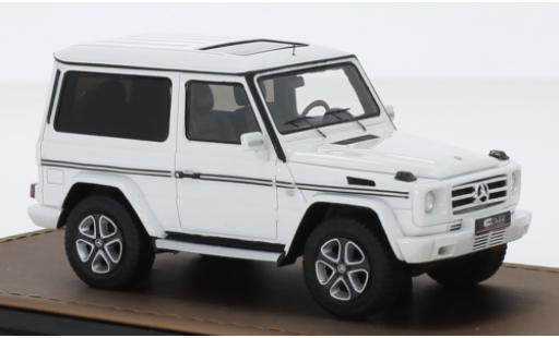 Mercedes Classe G 1/43 GLM G500 (W461) BA3 Final Edition blanche 2012 miniature