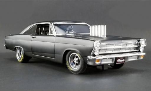 Ford Fairlane 1/18 GMP Bootleg grey 1966 diecast